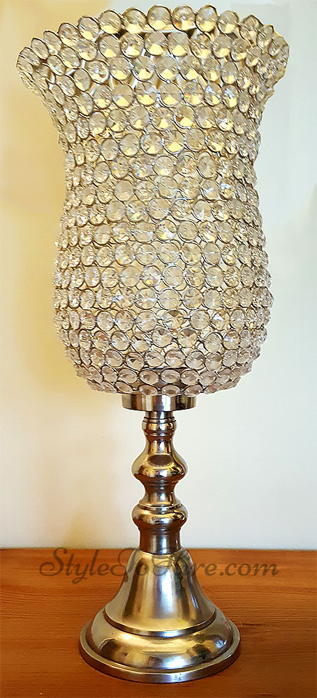 Beaded Candelabra $22.50 each